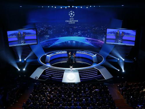 2018-19UEFAチャンピオンズリーグ抽選会